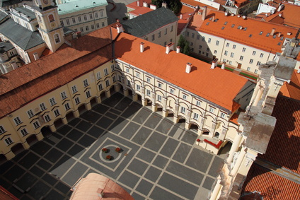 Vilnius Old Town - University Square