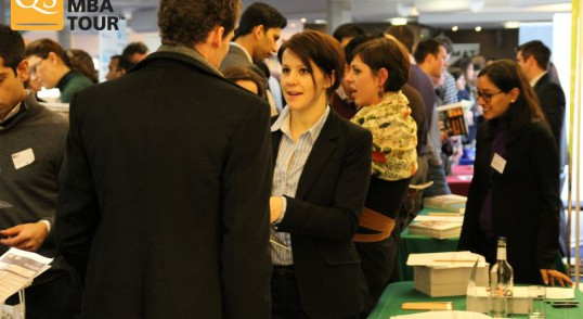 MBA fair image